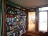 Bookshelf, Hooper house