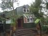 Glen Eden house kitchen addition