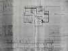 Plan of house for the Estate of the Late George Winstone